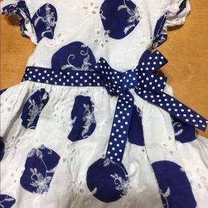 Sweet Heart Rose Dresses - ❇️5 for $20 sweet heart Rose dress 6-9 months